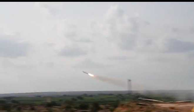 Man portable anti-tank guided missile successfully flight tested: Defence Ministry