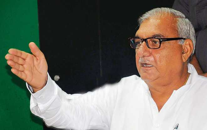No impact of  LS results, Cong will form govt in Haryana: Hooda