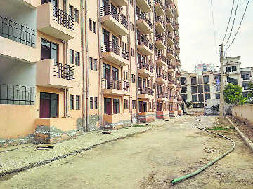 Housing work slow, 15 MCs told to return unused funds