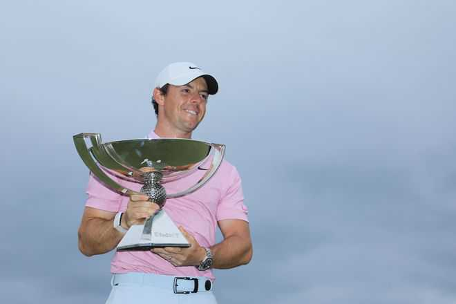 PGA names McIlroy player of the year