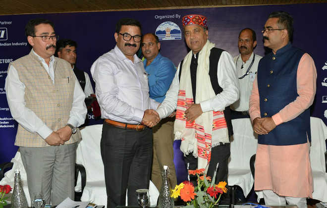 Govt signs 93 pacts worth Rs 2,219 cr at mini conclave