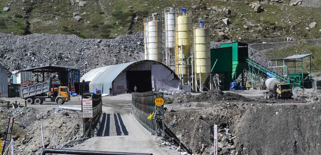 Rohtang tunnel to have 3D effects