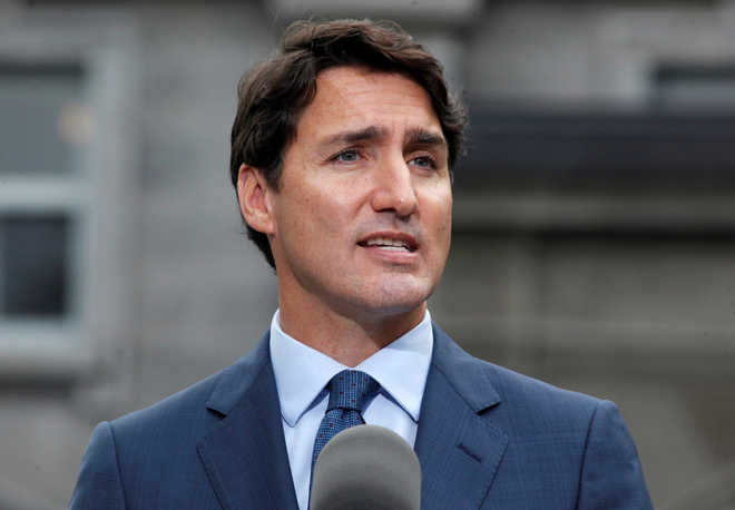 Trudeau dissolves Parliament, launches Canada poll campaign