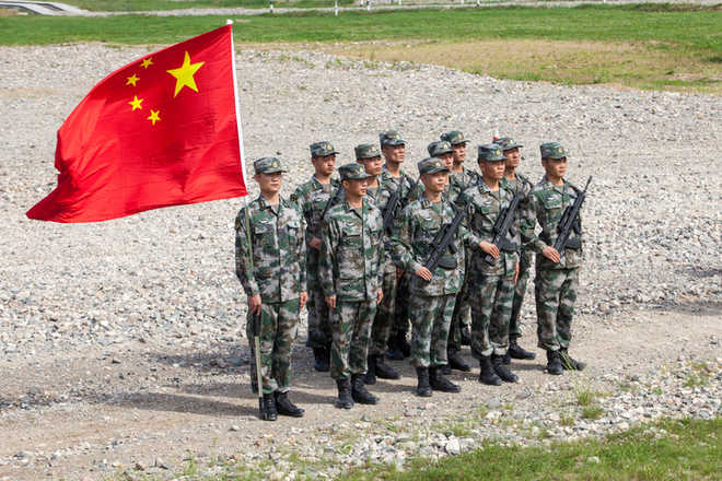 Indian, Chinese militaries swiftly resolve Pangong Tso standoff through talks
