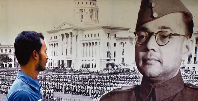 Clear the air over Netaji Bose's ashes