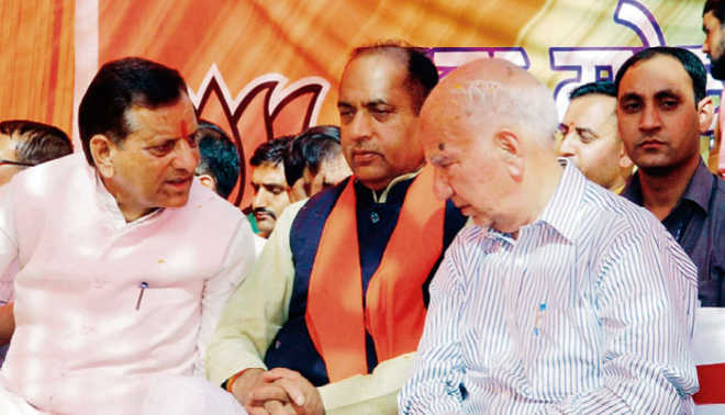 Shanta Kumar's retirement may change political equations in state