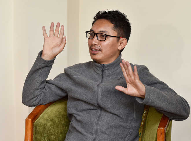 Undefined LAC to blame for border row: Ladakh MP