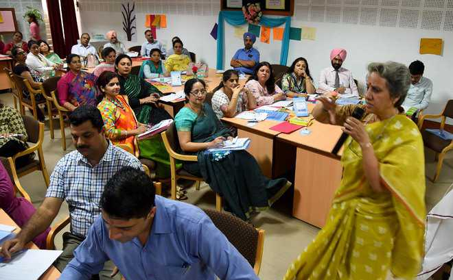 60 CBSE school principals attend capacity-building programme