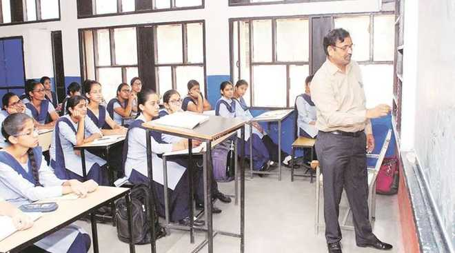 Govt school in Dwarka ranked first in nation