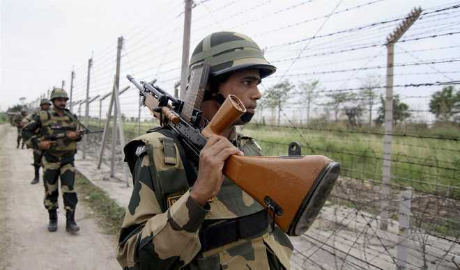 Pak raises white flag at LoC to retrieve bodies of two soldiers