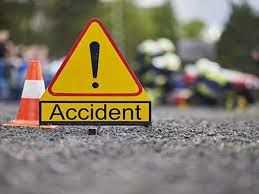 Toddler dies as SUV hits auto