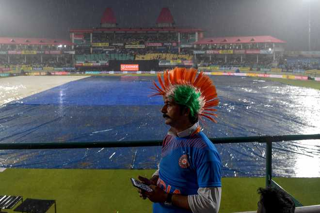 Dharamsala T20I between India-South Africa abandoned due to heavy downpour
