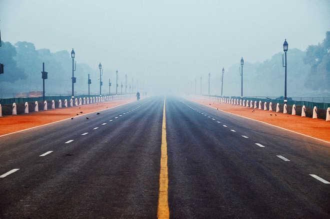'Make road, take vote'