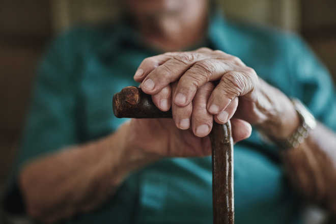 Getting through old age, a day at a time
