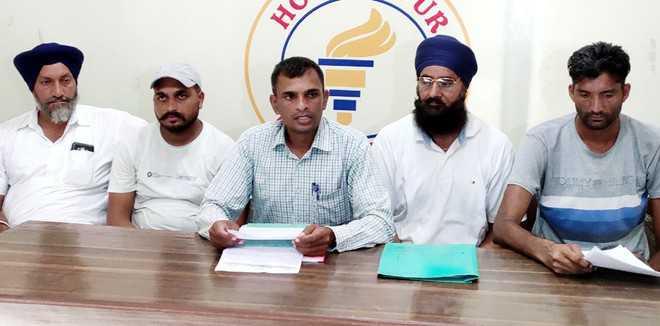 SHO accused of implicating Katowal man in mining case