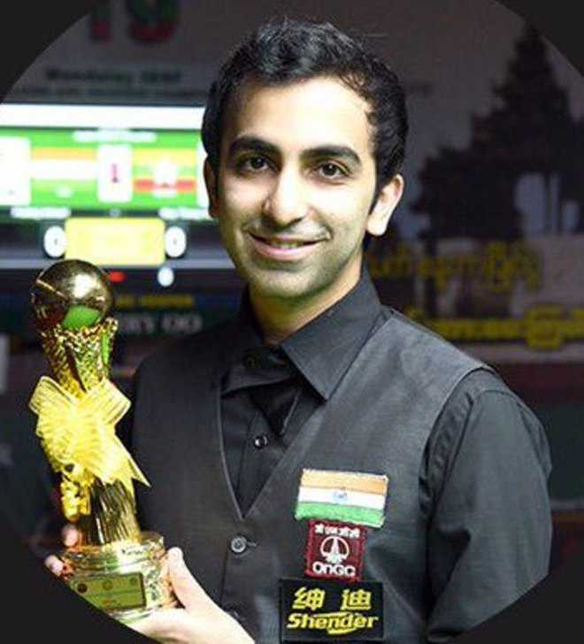 With 4th win in a row, Advani seals 22nd title