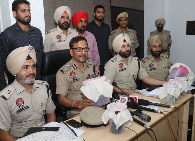 10 snatching cases solved: Police