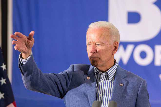 Whites 'can never fully understand': Joe Biden on racism