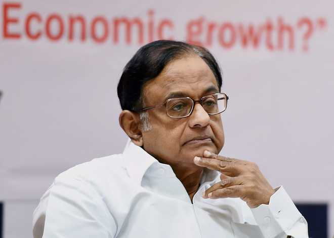 At heart I feel 74 years young, Chidambaram says on his birthday