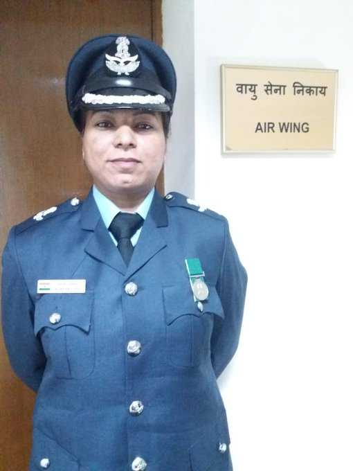 Wg Cdr Anjali Singh becomes India''s first military diplomat