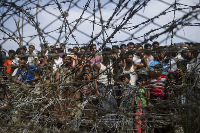 Rohingya still in Myanmar face 'threat of genocide': United Nations