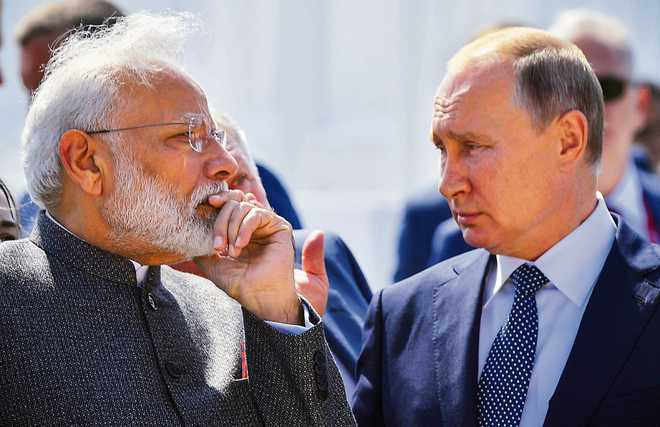 A new dawn for India-Russia relations