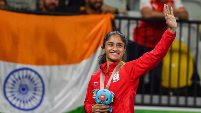 Vinesh gets tough draw; nothing to fear, says personal coach