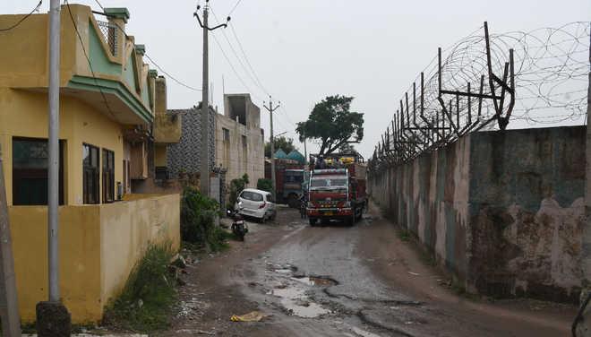 Demolish structures near airport: Admn to violators