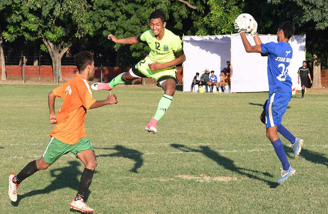 U-14 teams to battle it out in Administrator's Cup this year