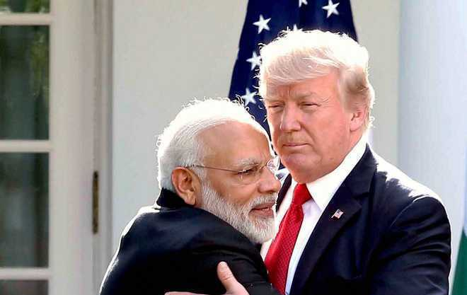 Gesture by Trump shows he considers Modi his friend: Pak ex-diplomat