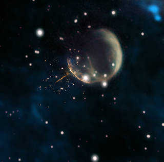 'Most massive pulsar yet known discovered'