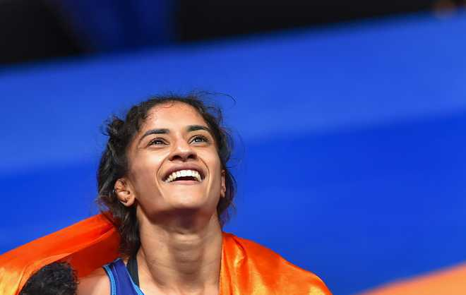 Vinesh Phogat beaten by defending champion Mukaida, to fight for bronze