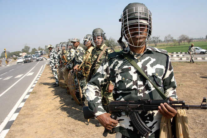 CRPF cadre review to benefit 2.37 lakh personnel