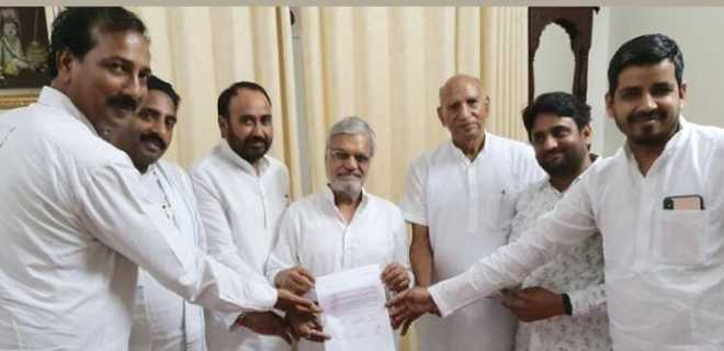 Setback to Maya as all six BSP  MLAs join Cong in Rajasthan