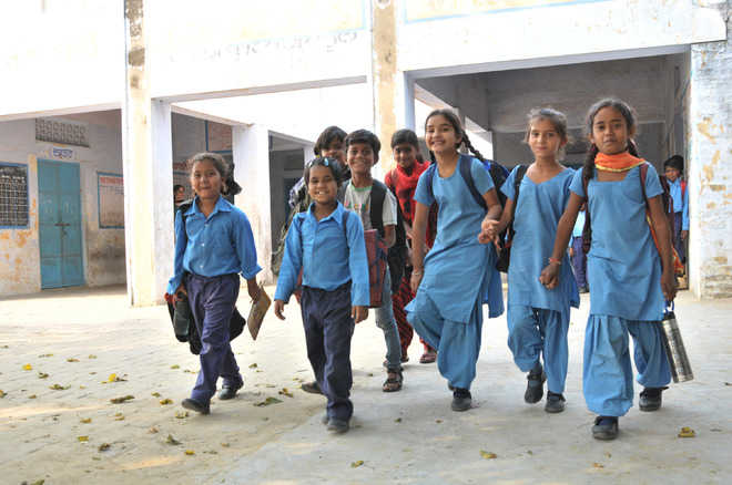 PSEB students to get uniforms soon