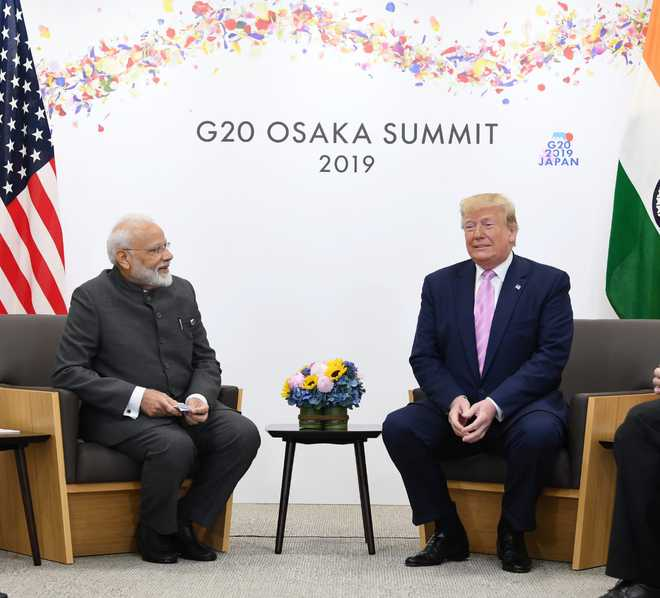 Trump-Modi address tribute to US-Indians' contribution: Diplomat