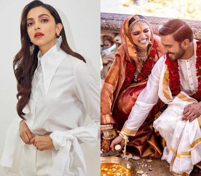 Deepika Padukone was reminded that she is married to Ranveer Singh, says 'Oh god, I forgot'