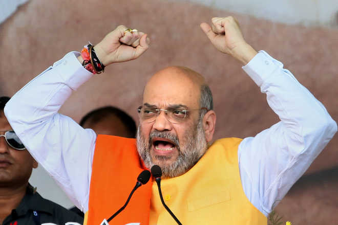 Never asked for imposition of Hindi anywhere in country: Amit Shah