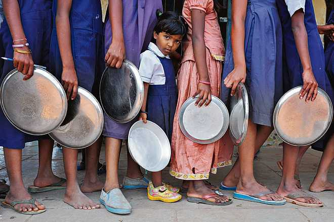 Mid-day meal a step towards inclusive society