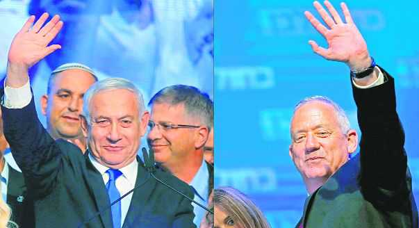 Israel's Netanyahu fails to win majority