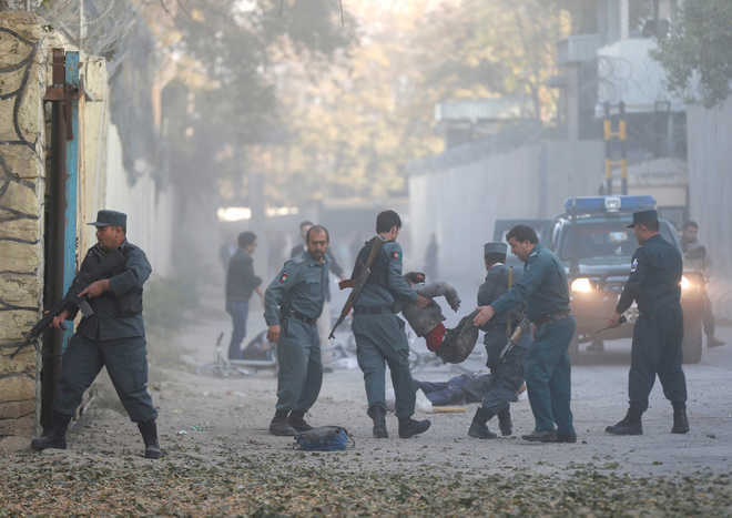 20 killed, 90 wounded in suicide bomb in southern Afghanistan