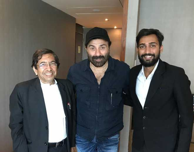 Sunny Deol charged with pulling chain of train in 1997, files ''review plea''
