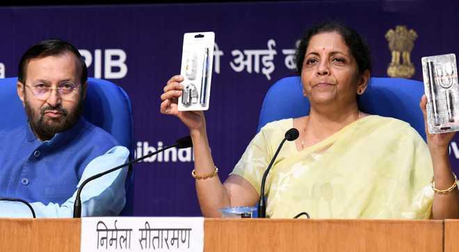 Sitharaman, Mazumdar-Shaw in Twitter spat over e-cigarette ban