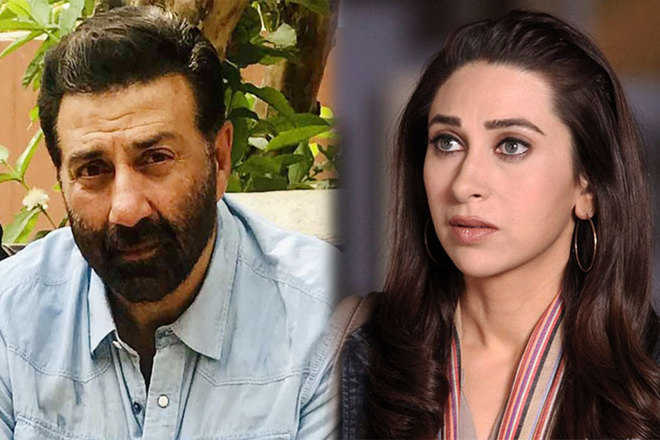 Deol, Karisma file plea in '97 chain-pulling case