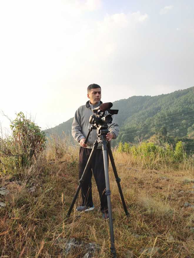 Meet the man behind ''Moti Bagh'', the Indian film nominated for Oscars