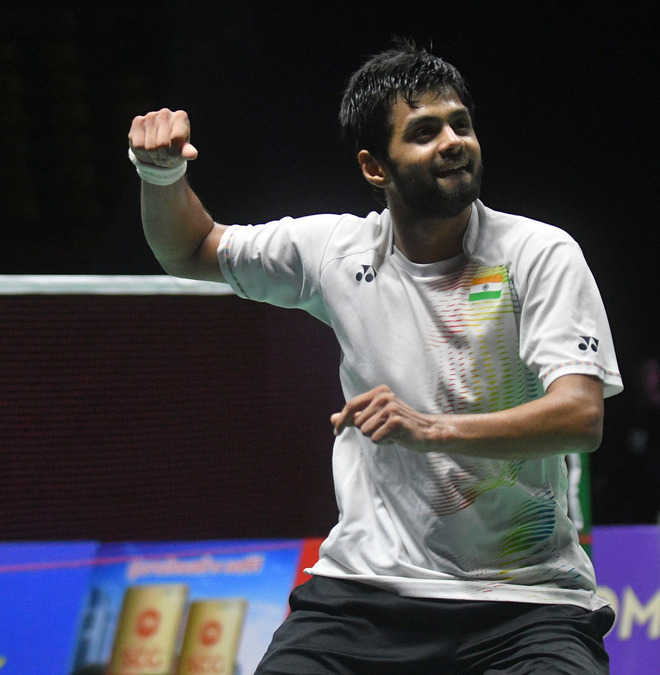 Sindhu out of China Open, Sai in quarters