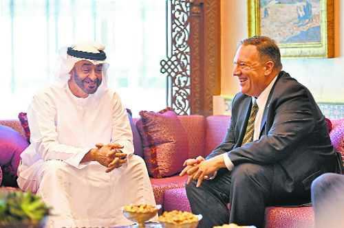 Saudi oil attack act of war: US