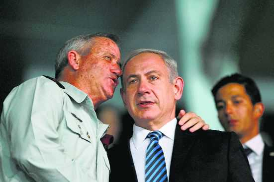 Gantz rejects Netanyahu's offer for unity govt
