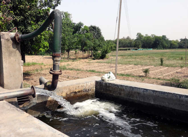 Groundwater gets from bad to worse