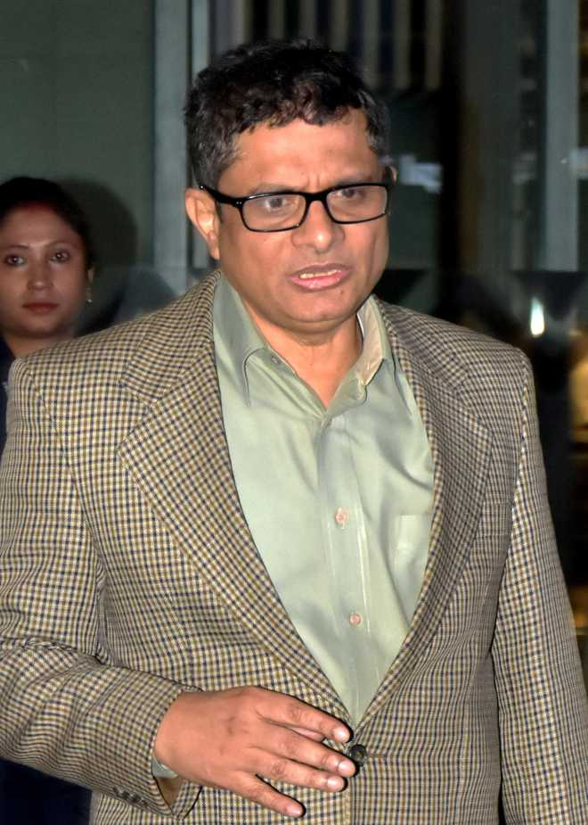 Saradha scam: Rajeev Kumar files anticipatory bail plea in sessions court